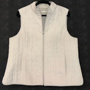 Liz Golf quilted vest
